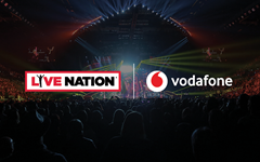 Live Nation and Vodafone Bring the Best Live Experiences to NZ